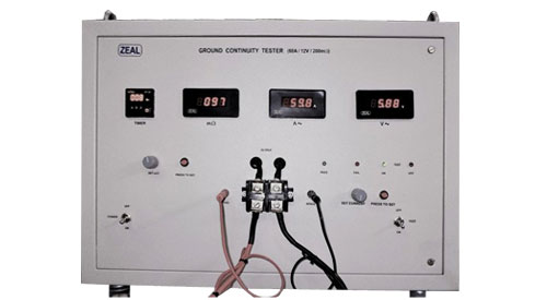 Ground / Earth Continuity Tester